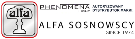 marka Alfa Sosnowscy - Phenomena Light