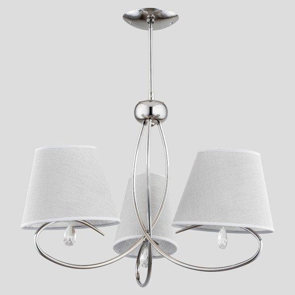 lampy sufitowe z abażurem